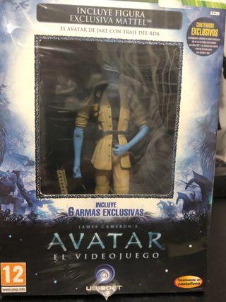 Avatar el videojuego
