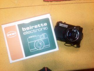 camara de fotos beirette electronic