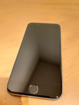 iPhone 6 color gris 16gb