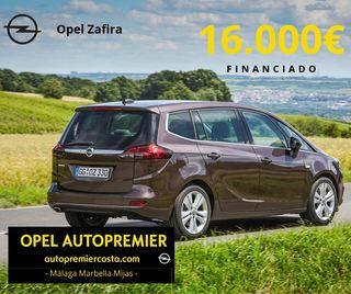 Opel Zafira 2017