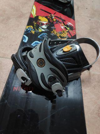 Tabla Snowboard Nitro 1,62
