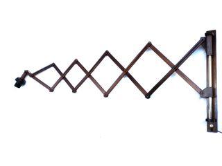 Lámpara de tijera nórdica