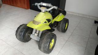 Quad Injusa 12V