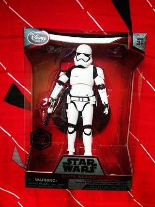 Star Wars Elite Series First Order Stormtrooper