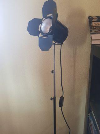 Lámpara reproducción Foco Fresnel de cine
