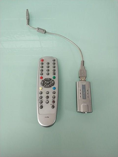 USB EyeTv Hybrid