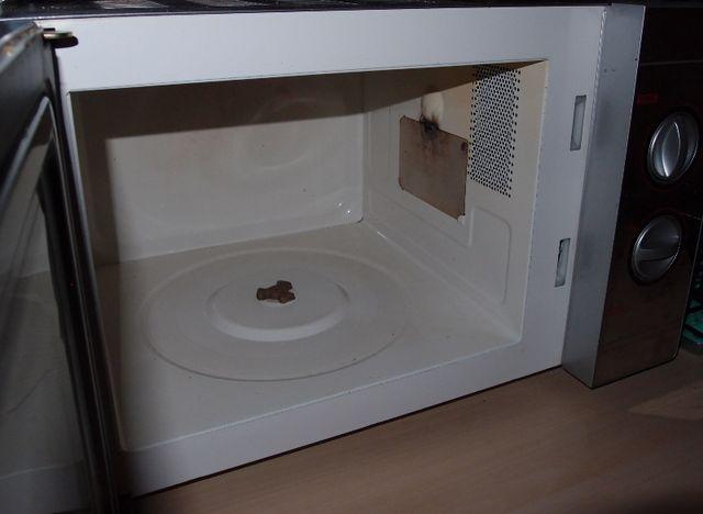 Placas de Mica para microondas