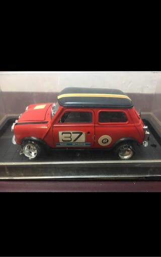 Coche mixtura mini