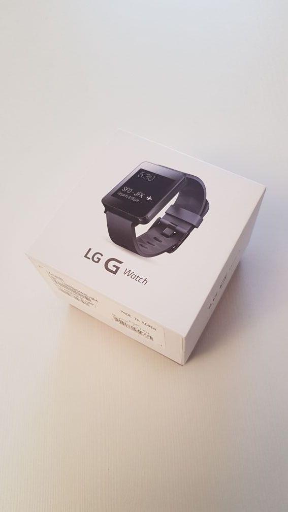 Smarwatch LG G Watch W100