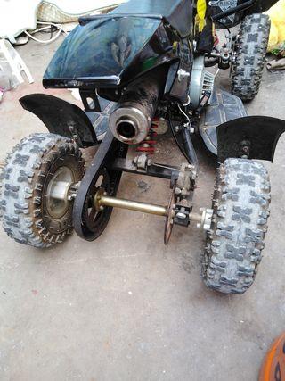mini moto quat
