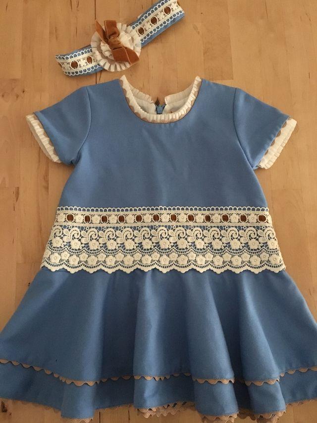 Precioso vestido 3años