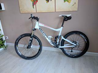 Btt Giant trance mtb Fox Bici Bike Mavic Carbono