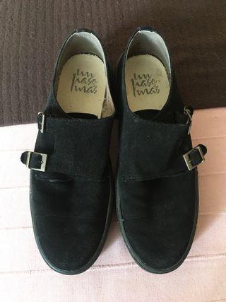 Zapatos un paso más