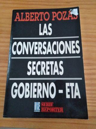 Las conversaciones secretas gobierno-eta
