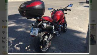 Ducati monster 696 +
