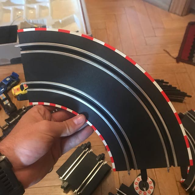 SCALEXTRIC (Rally Champions)
