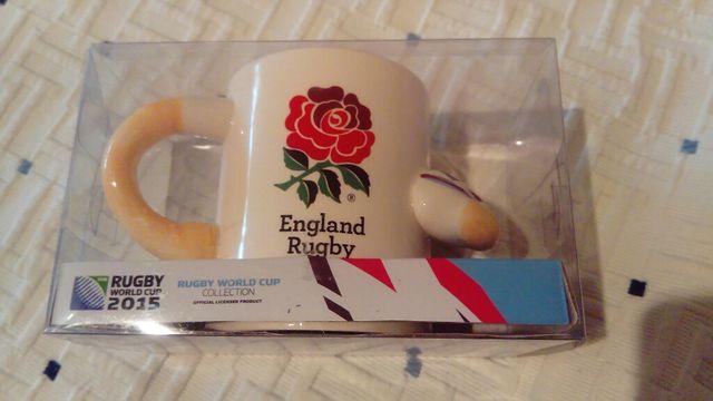 Official Mug - England Rugby Team