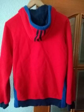 Adidas Mano De Polar 8 Talla Por Chaqueta 5 Segunda S ZF15pBwq