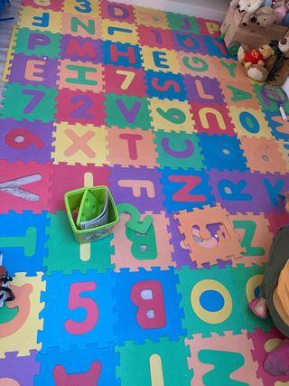 Tatami juego 70 piezas