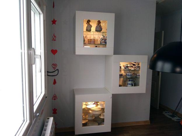 Muebles comedor Ikea de segunda mano por 55 € en Ferrol en WALLAPOP