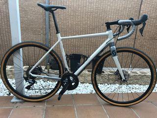 Bici Gravel Scott speedster Gravel 10