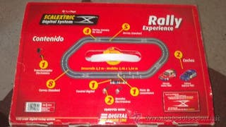 SCALEXTRIC RALLY EXPERIENCE DIGITAL SYSTEM