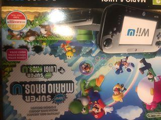 Wii U de 32 GB. Vendo