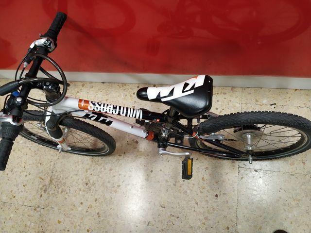 Bicicleta KTM Wild Cross