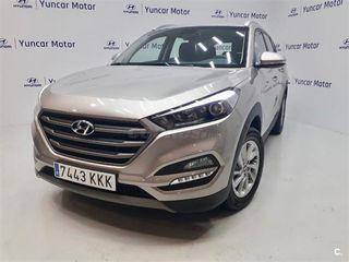 Hyundai Tucson seminuevo en Fuenlabrada 2018