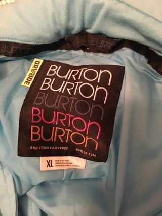 Snow esquí pantalón Burton