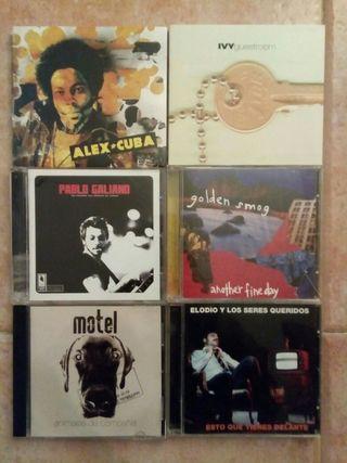 Lote de 24 CD