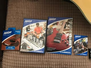 electro acoustic guitar and accessories