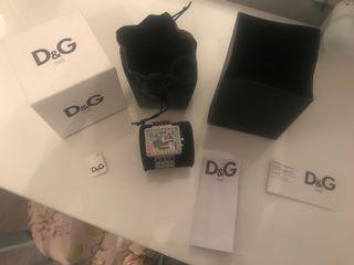Reloj D&G nuevo