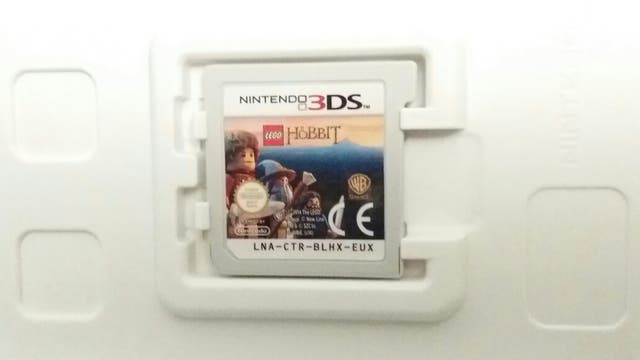 JUEGO NINTENDO 3DS - LEGO, EL HOBBIT