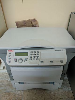 Impresora multifunción OKI B2500