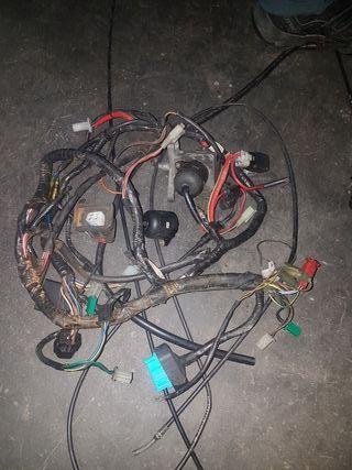 instalacion electrica yamaha aerox