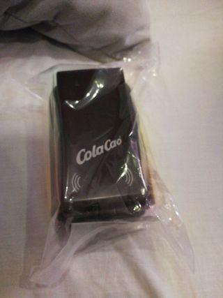 Altavoz para móvil del Cola Cao