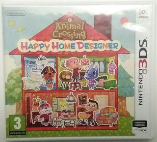 NINTEN 3DS/2DS ANIMAL CROSSING HAPPY HOME DESIGNER