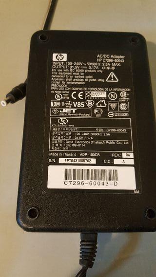 transformador HP 31.5v 3.17A DC