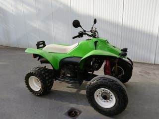 Polaris trailblazer 250cc atv quad