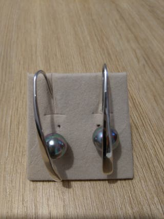 Pendientes NUEVOS de perlas majóricas