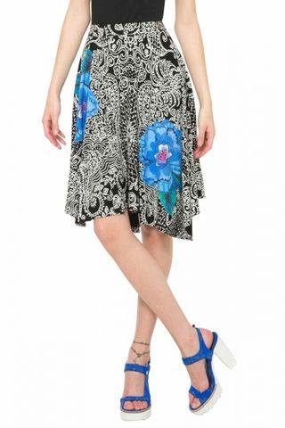 Falda Desigual talla S