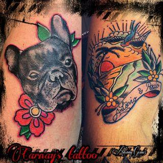 Tattoos, tatuajes...