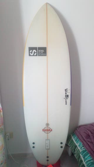 Tabla de surf MattBarrow 6.00¨