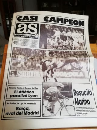 real Madrid colonia 1986