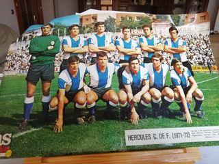 poster Hercules 71 72