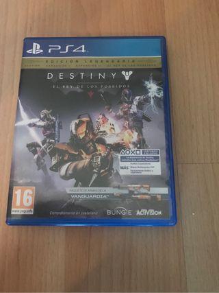 Juego PS4 Destiny