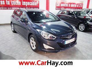 Hyundai i40 CW 1.7 CRDI BlueDrive Klass 85 kW (115 CV)