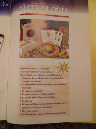 Coleccion Astrologia y Artes adivinatorias