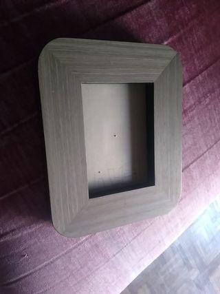 portafotos madera